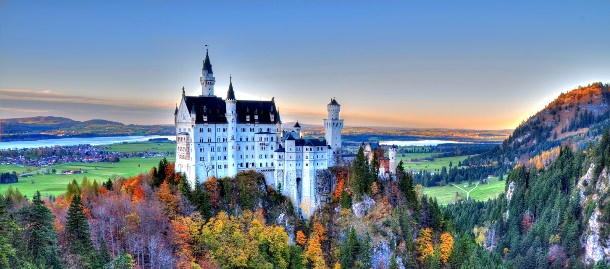Things to do in Germany Neuschwanstein