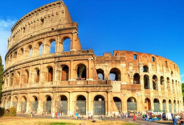 Things to do in Rome Colosseum