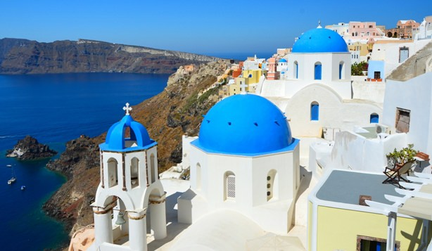 Things to Do in Greece Santorini Architecture
