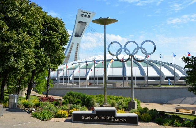 Things to do in Montreal Parc Olympique
