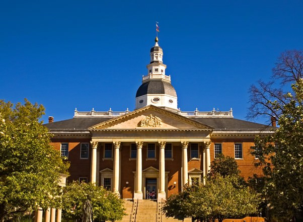 things to do in Annapolis Maryland State House
