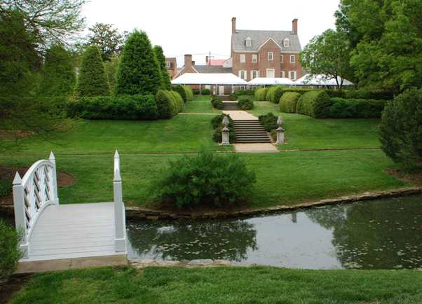 things to do in Annapolis William Paca House and Garden