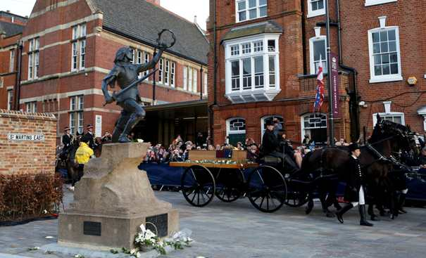things to do in leicester King Richard III