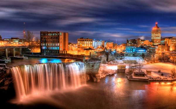 things to do in rochester ny High Falls