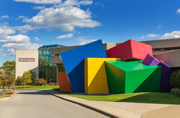 things to do in rochester ny The Strong National Museum of Play