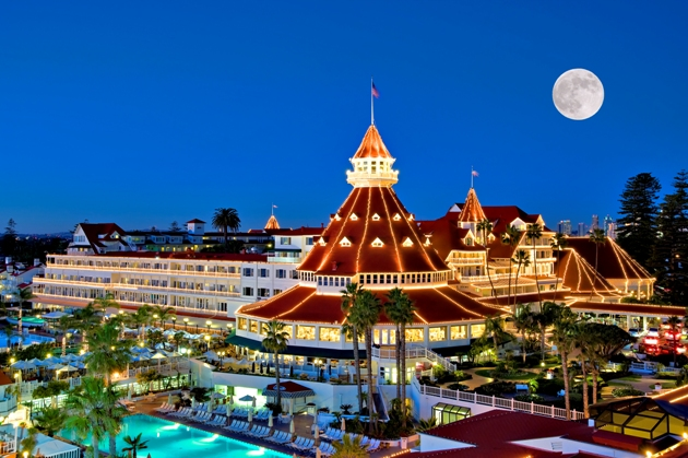 things to do san diego Hotel Del Coronado