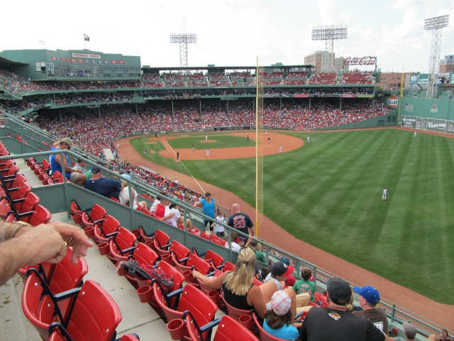 Boston Things to do fenway park