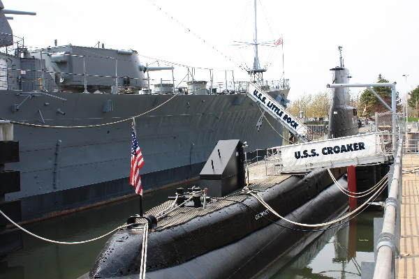 Things to do in Buffalo NY Buffalo and Erie County Naval & Military Park