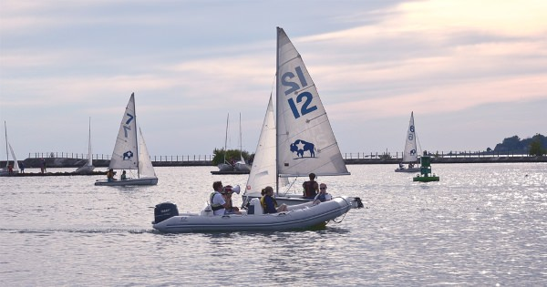 Things to do in Buffalo NY Buffalo sailing Adventures