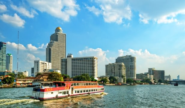 Things to do in Bangkok Chao Phraya River