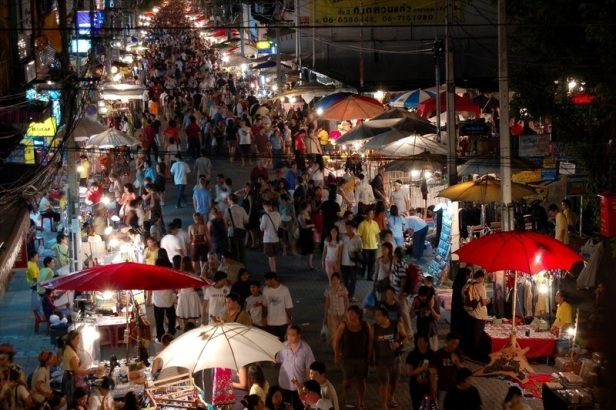 Things to do in Bangkok Chatuchak Weekend Market
