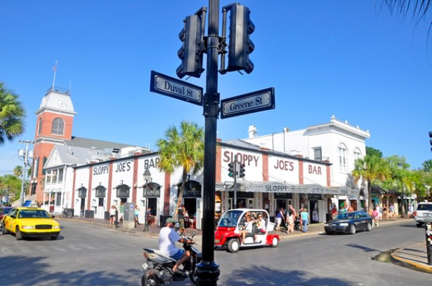 Things to do in Key West Duval Street