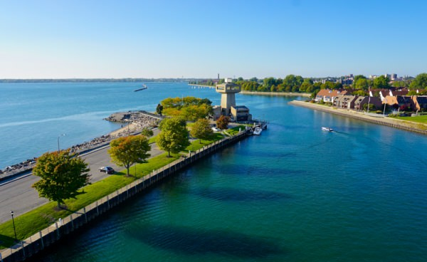 Things to do in Buffalo NY Erie Basin Marina