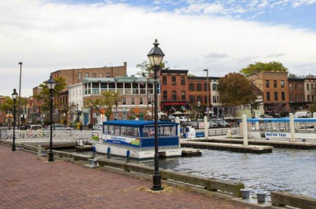 Things to do in Baltimore Fell's Point