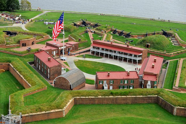 Things to do in Baltimore Fort Mchenry