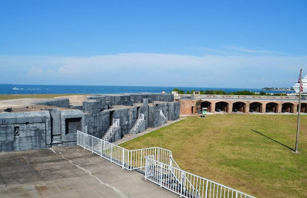 Things to do in Key West Fort Zachary Taylor Historic State Park