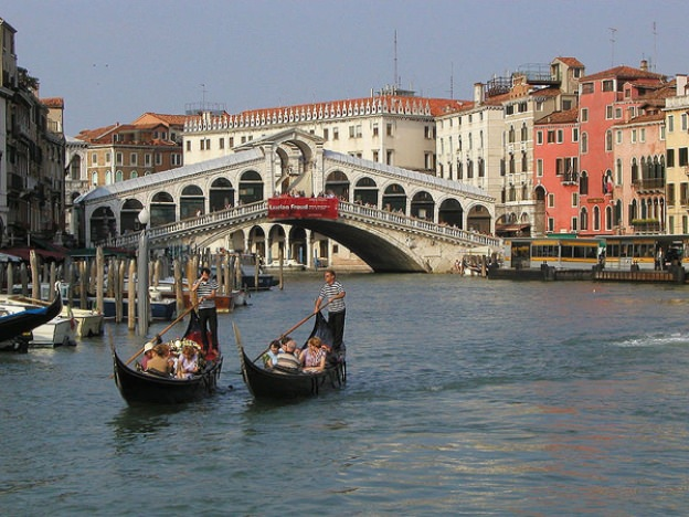 Things to do in Venice Gondola Rides