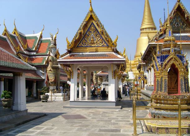 Things to do in Bangkok Grand Palace