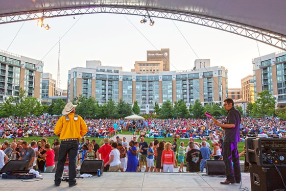 Things to do in Omaha Jazz on the Green