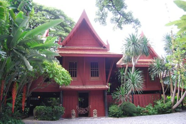 Things to do in Bangkok Jim Thompson House