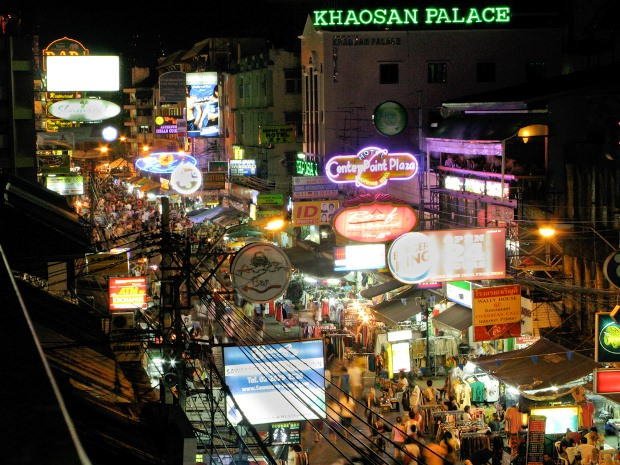 Things to do in Bangkok Khao San Road