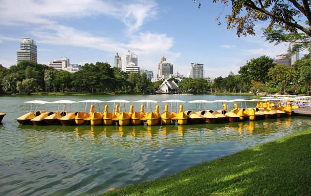 Things to do in Bangkok Lumpini Park