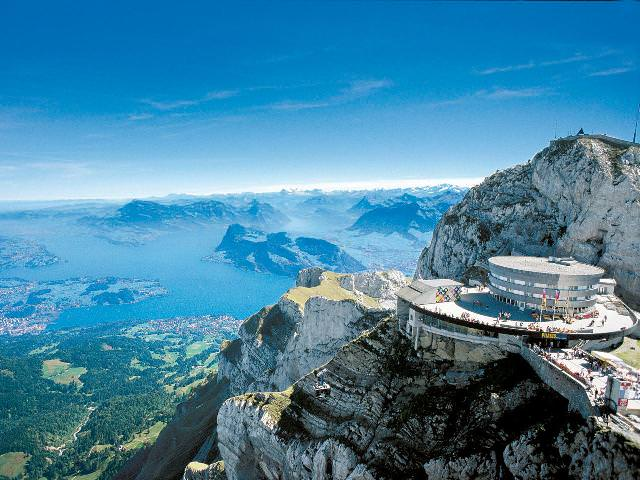 Things to do in Zurich Mount Pilatus