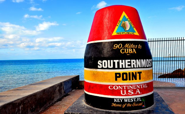 Things to do in Key West Southernmost Point Buoy