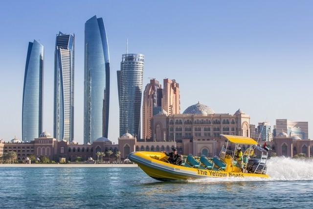 Things to do in Abu Dhabi Boat Tours