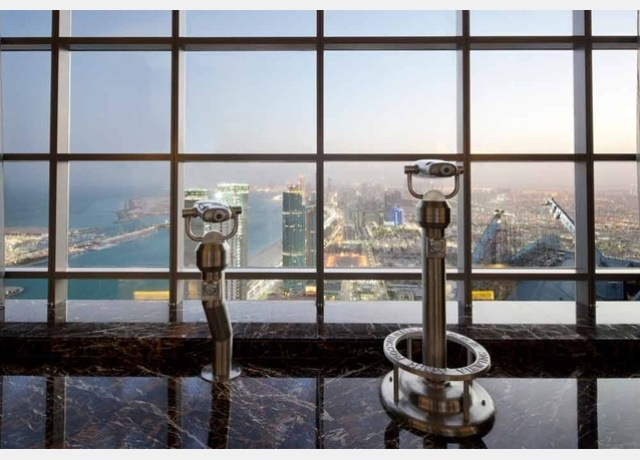 Things to do in Abu Dhabi Observation Deck