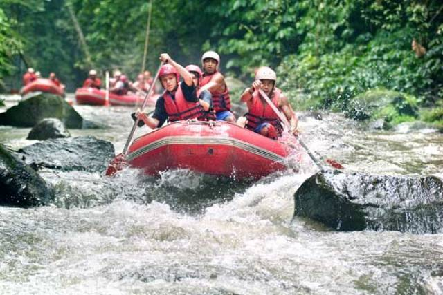 Things to do in Bali Rafting