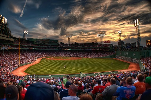 Things to do in Boston fenway park