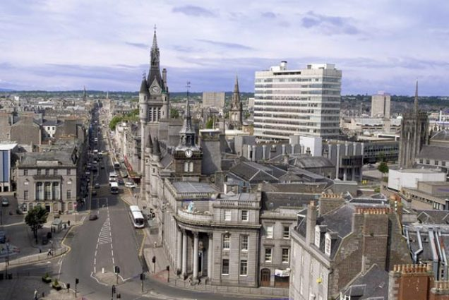 Things to do in Glasgow Aberdeen