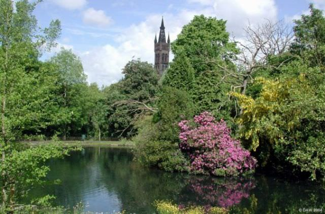 Things to do in Glasgow Kelvingrove Park