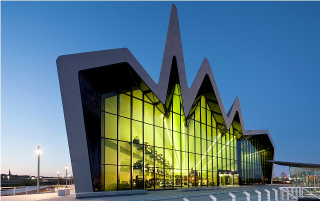 Things to do in Glasgow Riverside Museum