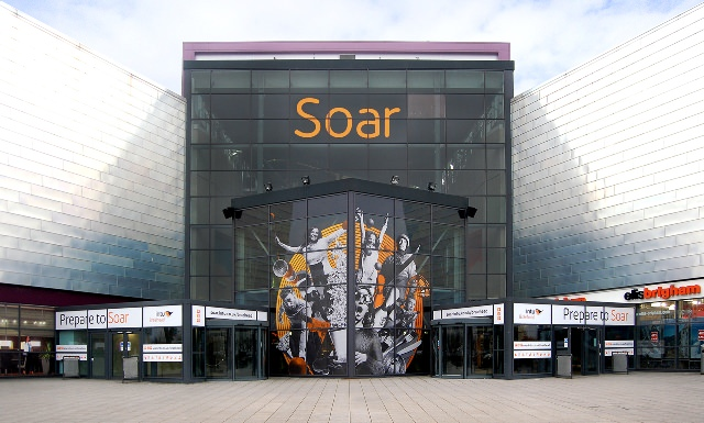 Things to do in Glasgow Soar Into Braehead