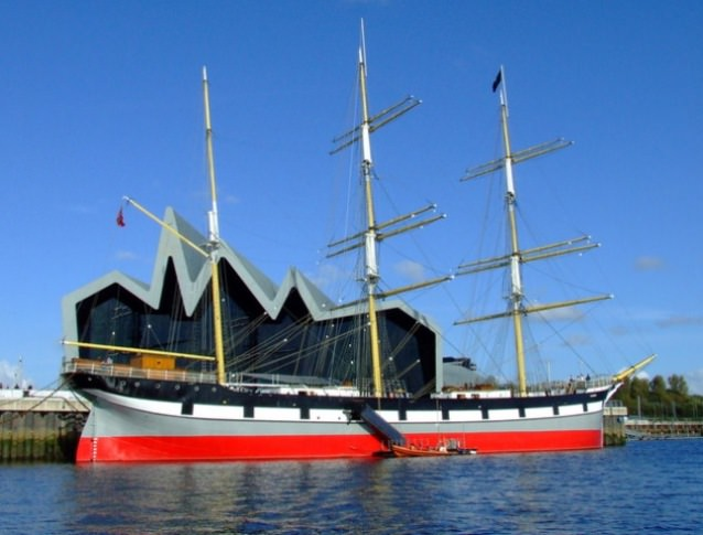 Things to do in Glasgow The Tall Ship