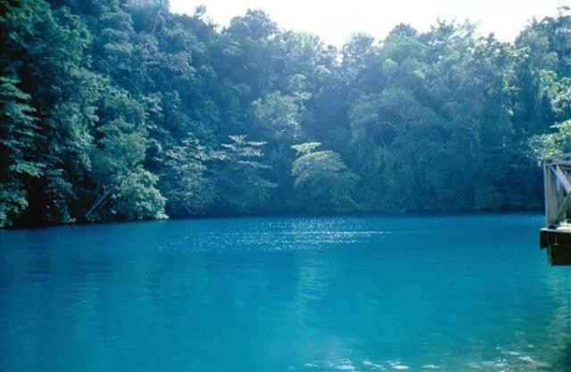 Things to do in Jamaica blue lagoon