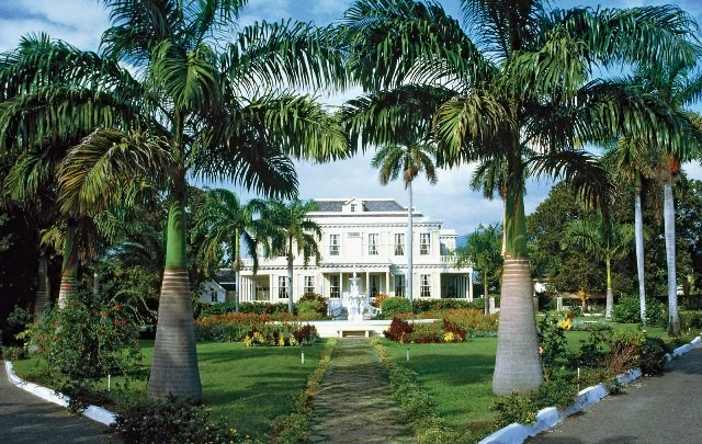 Things to do in Jamaica devon house