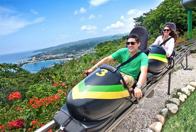 Things to do in Jamaica mystic mountain