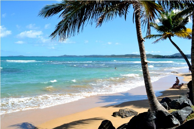 Things to do in Puerto Rico luquillo beach