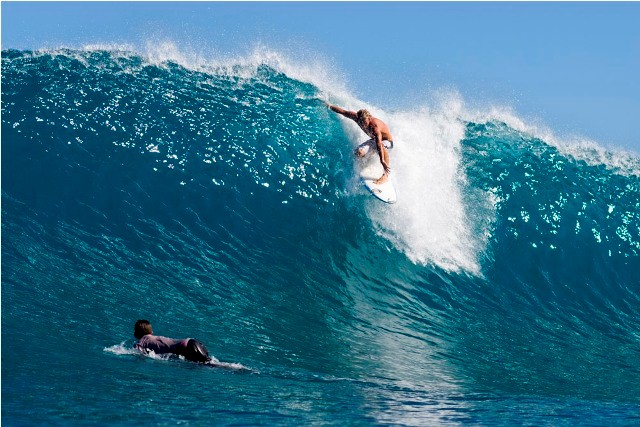 Things to do in Puerto Rico water surfing