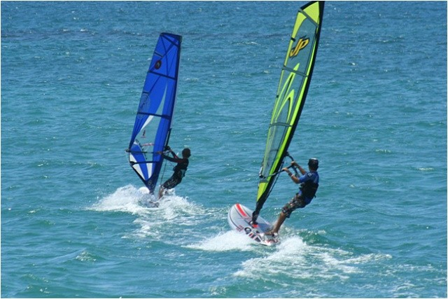 Things to do in Puerto Rico windsufing