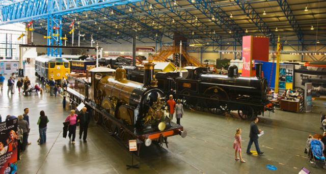 Things to do in York National Railway Museum