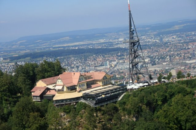 Things to do in Zurich Uetliberg