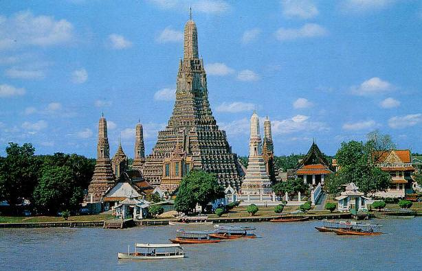 Things to do in Bangkok Wat Arun