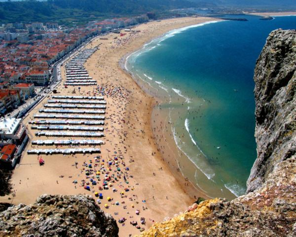 things to do in lisbon nazare