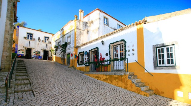 things to do in lisbon obidos
