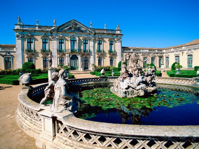 things to do in lisbon queluz