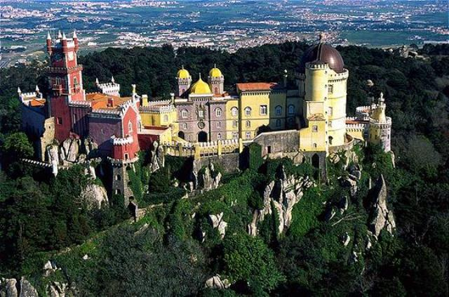 things to do in lisbon sintra